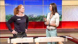 Inka Schneider hat dicke Euter und grosse steife Nippel