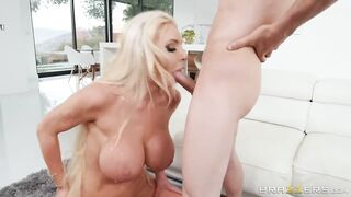 Nicolette Shea is having a real blast during the time that screwing Jordi, cuz his dong is very unbending